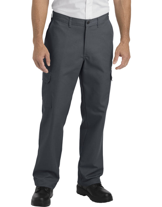 Dickies Mens Industrial Relaxed Fit Straight Leg Cargo Pants
