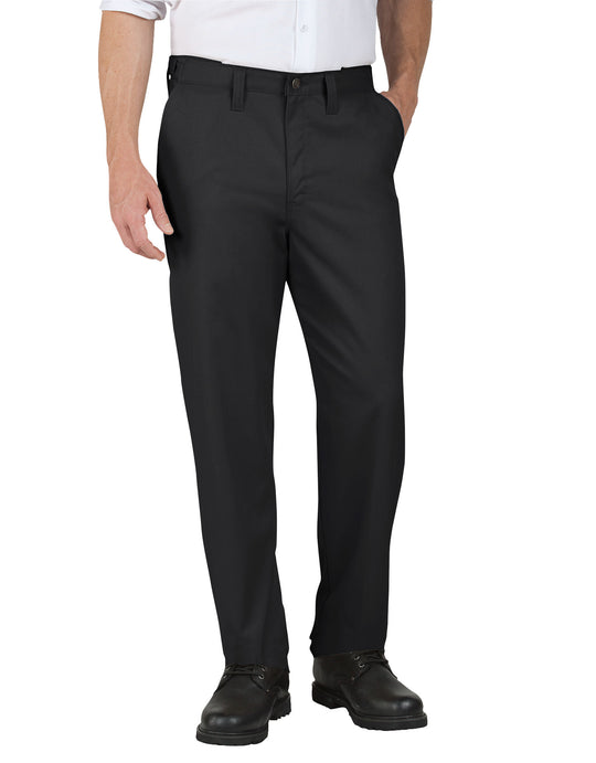 Dickies Mens Industrial Relaxed Fit Straight Leg Comfort Waist Pants