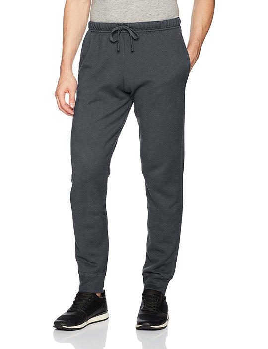 Hanes Mens 1901 Heritage Fleece Jogger Pants with Pockets