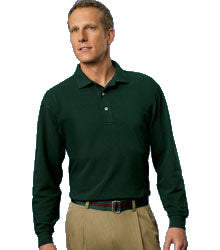 Outer Banks Mens Ultimate Outer Banks Long-Sleeve Polo - OB15