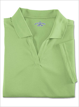 Outer Banks by Hanes Women's Cool DRI® Textured Performance Polo