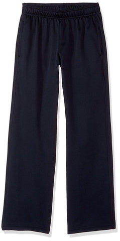 Hanes Boys Tech Fleece Open Leg Pant With Pockets