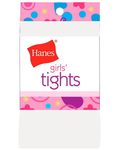 Hanes Girl's Opaque Tights 1 Pair