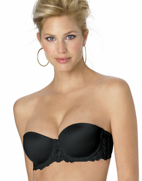 Wonderbra Uprising Push-Up Strapless Bra