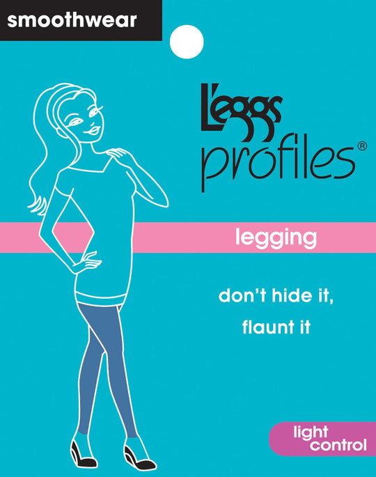 L'eggs Profiles Smoothwear Subtle Control Smoothing Legging
