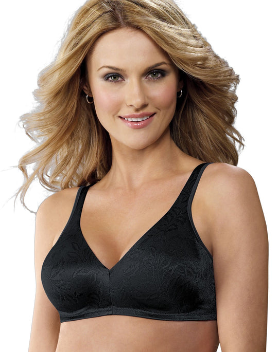 Bali Passion for Comfort Natural Uplift Wire Free Bra