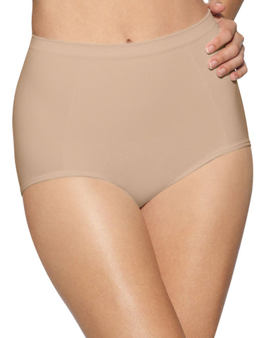 Bali Seamless Extra Firm Control Brief Shaper 2 Pack
