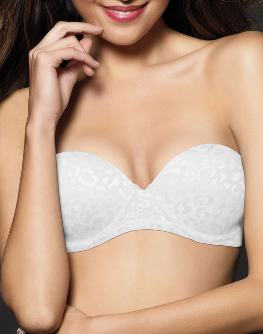 Wonderbra Statement Makers Convertible Push-Up Underwire Bra