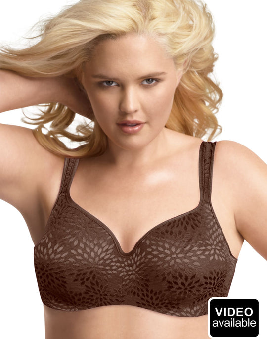 Playtex Secrets Balconette Underwire Bra