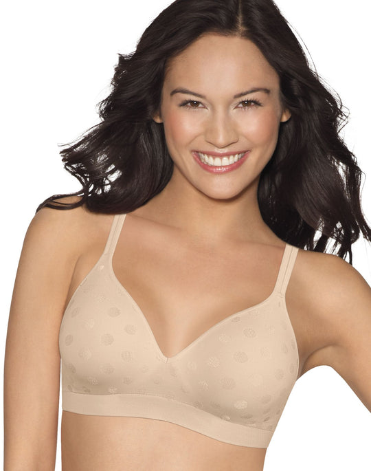 Hanes Women`s ComfortFlex Fit Fuller Coverage Wirefree Bra