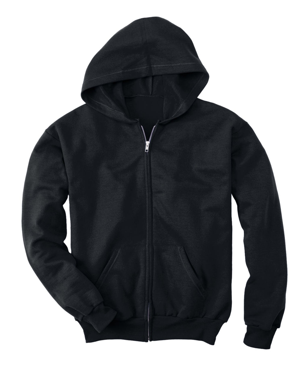 Hanes Youth ComfortBlend Full-Zip Hood 7.8 oz