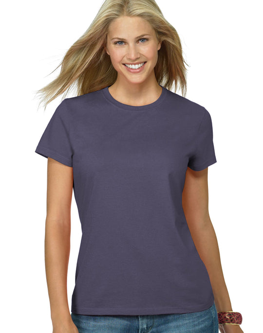 Hanes Classic-Fit Jersey Women's T-Shirt 4.5 oz