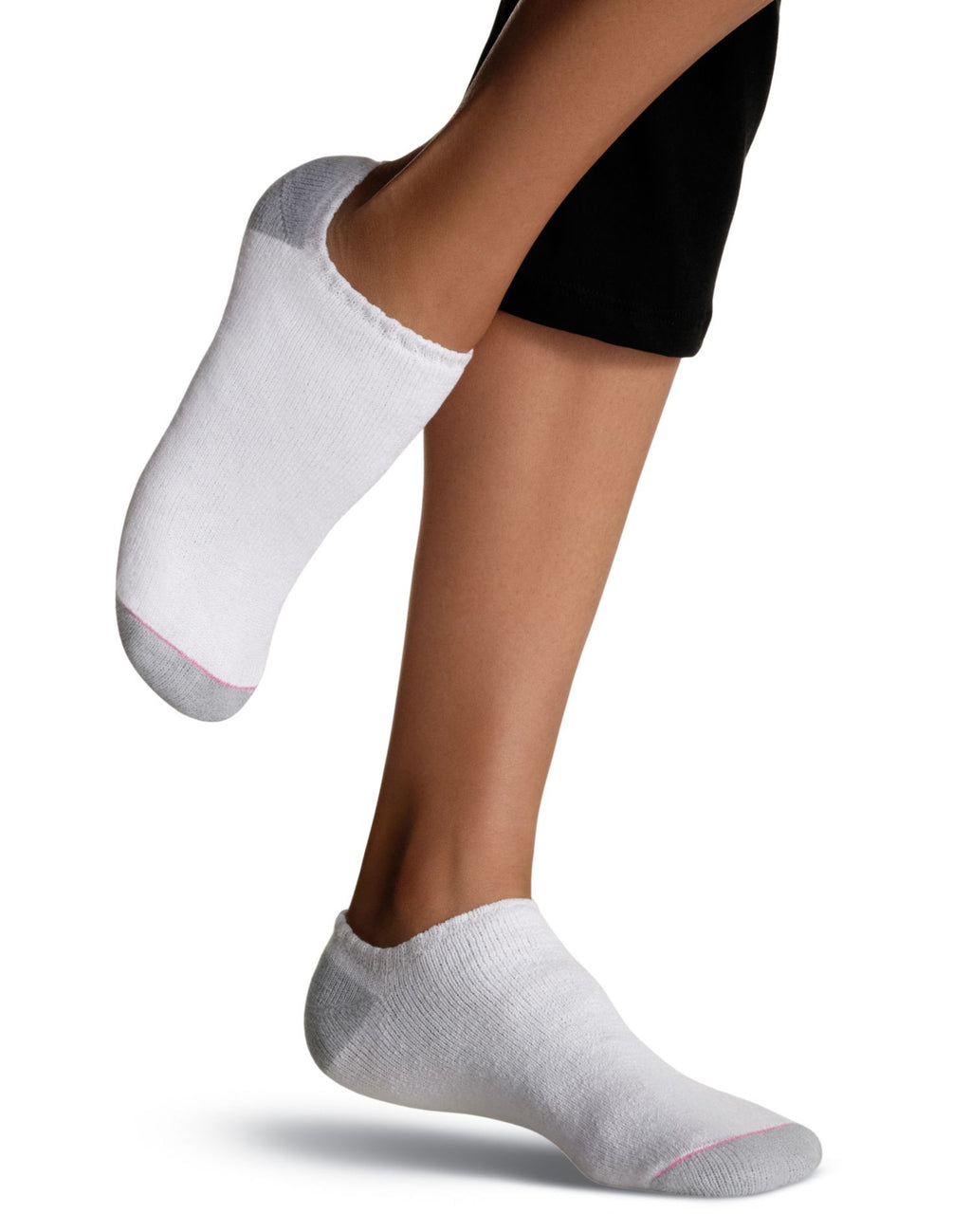 Hanes Cushion Extra Low Cut Socks 6 Pairs