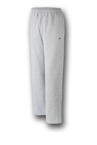 Champion Double Dry Eco Fleece Open Bottom Pant