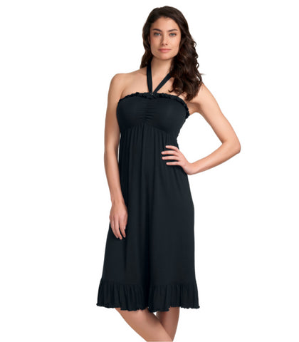 Freya Womens Paradise Jersey Halter Dress