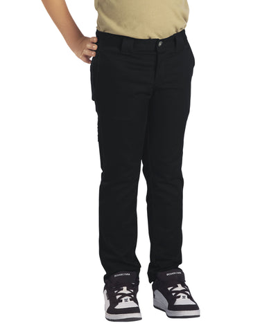 Dickies Boys Flex Skinny Fit Straight Leg Pants, 8-20