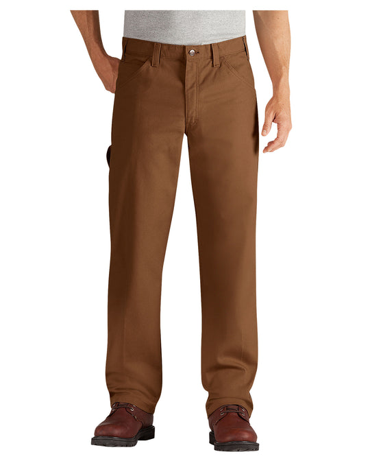 Dickies Mens Flame-Resistant Duck Carpenter Jeans