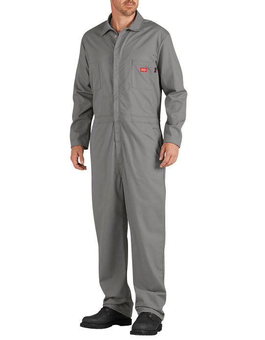 Dickies Mens Flame-Resistant Lightweight Coveralls