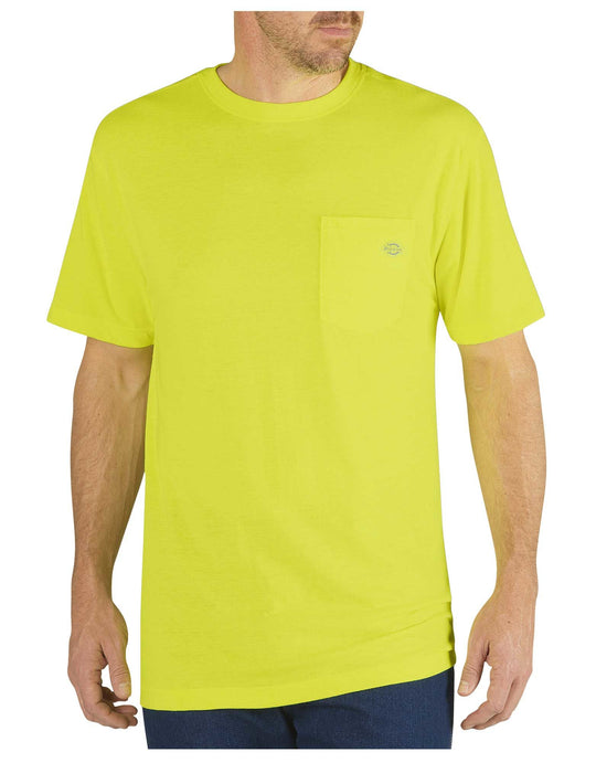Dickies Mens Performance Short Sleeve drirelease® T-Shirt