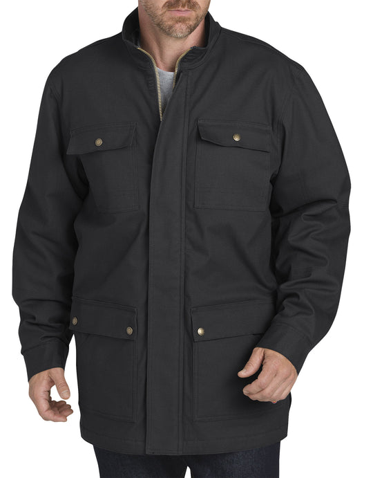 Dickies Mens FLEX Sanded Duck Mobility Coat