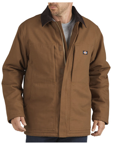 Dickies Mens Sanded Chore Duck Coat