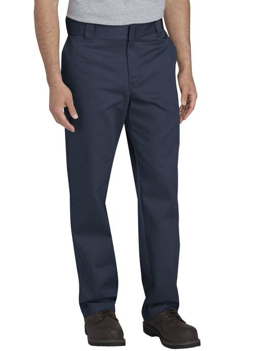 Dickies Mens FLEX Regular Fit Straight Leg Tough Max Twill Work Pants