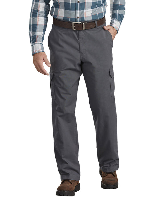 Dickies Mens FLEX Regular Fit Ripstop Tough Max Cargo Pants