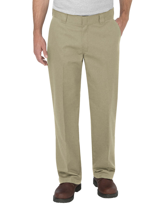 Dickies Mens FLEX Loose Fit Straight Leg Work Pants