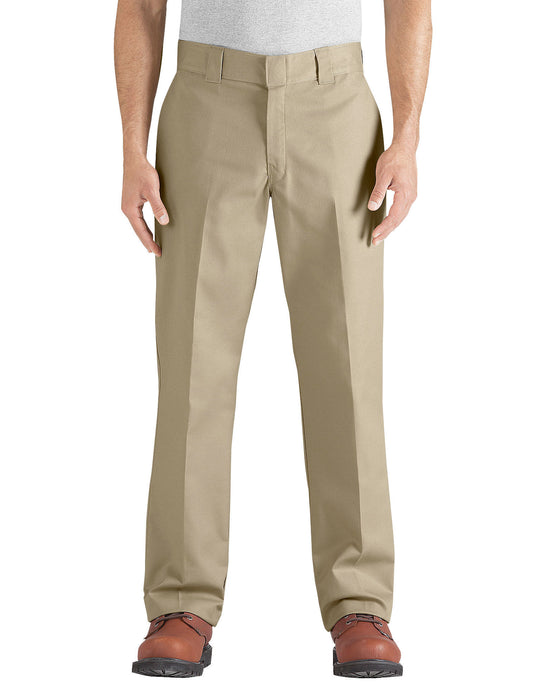 Dickies Mens FLEX Regular Fit Straight Leg Twill Multi-Use Pocket Work Pants