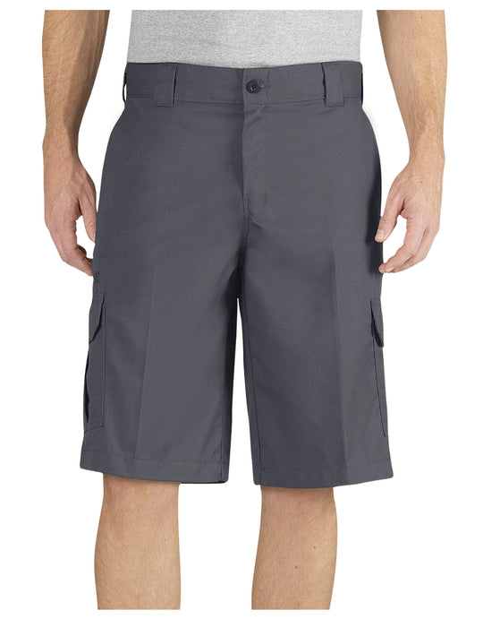 "Dickies Mens FLEX 13"" Relaxed Fit Cargo Shorts"