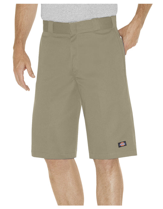"Dickies Mens 13"" Relaxed Fit Multi-Pocket Work Shorts"