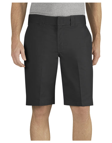 "Dickies Mens FLEX 11"" Relaxed Fit Work Shorts"