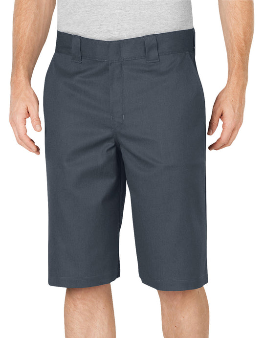 "Dickies Mens FLEX 13"" Relaxed Fit Work Shorts"