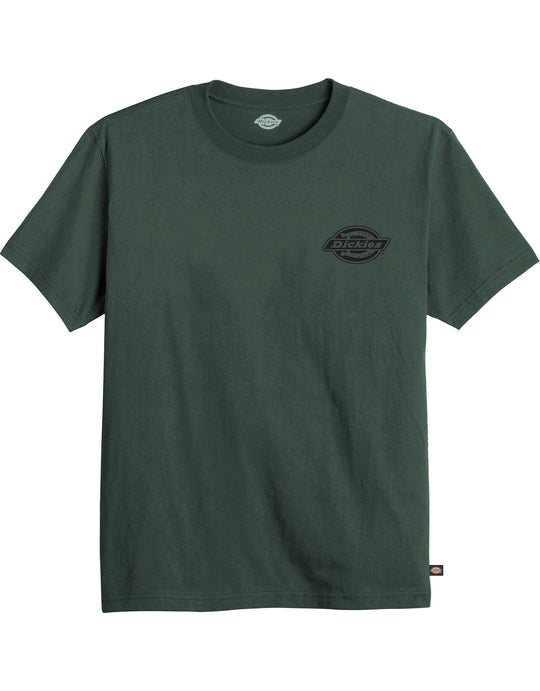 Dickies Mens Branded Graphic T-Shirt