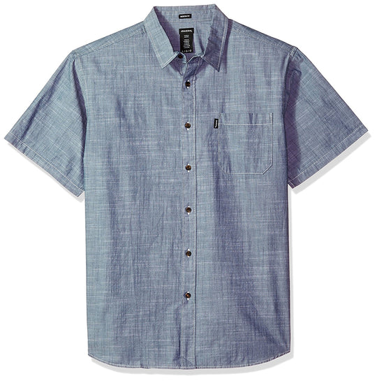 Dickies Mens X-Series Modern Fit Chambray Shirt
