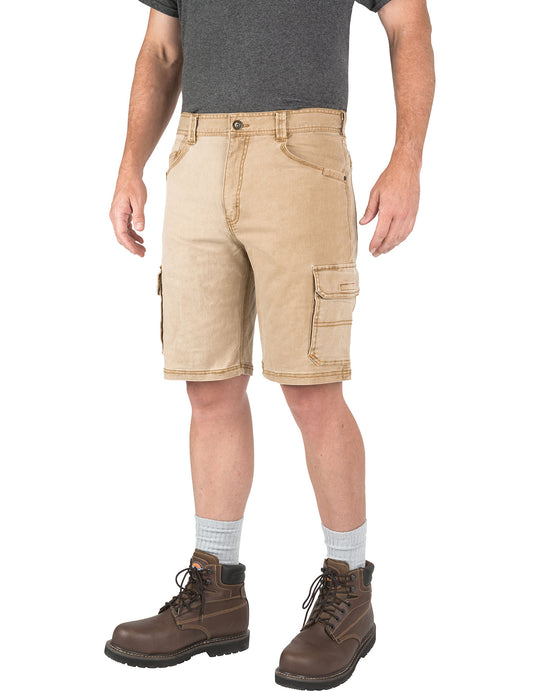 "Walls Mens ""Kick Some"" Sanded Duck Short"