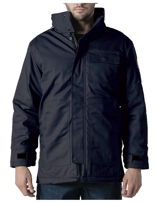 Walls Mens Flame Resistant Insulated Chore Coat