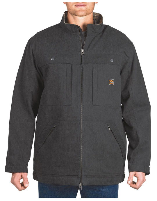 Walls Mens Workwear Muscle Back™ Coat with Kevlar
