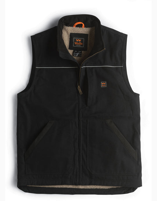 Walls Mens Duck Lined Vest