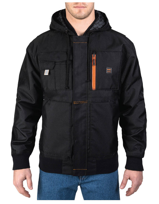 Walls Mens Modern Work Tuff Hooded Coat