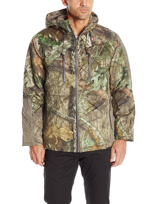 10X Mens Silent Quest Insulated Parka with Scentrex