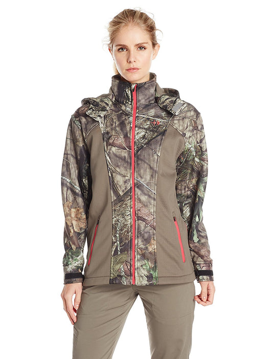 10X Womens Lockdown Softshell Jacket