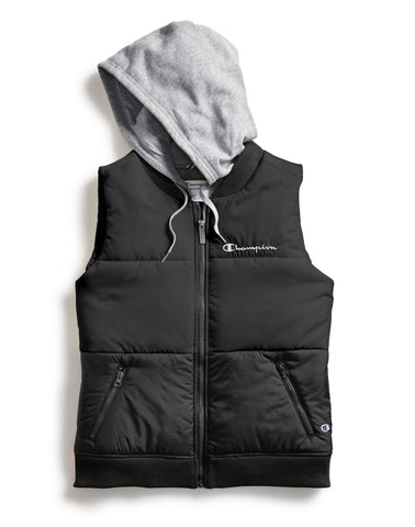 Champion Womens Stadium Puffer Vest