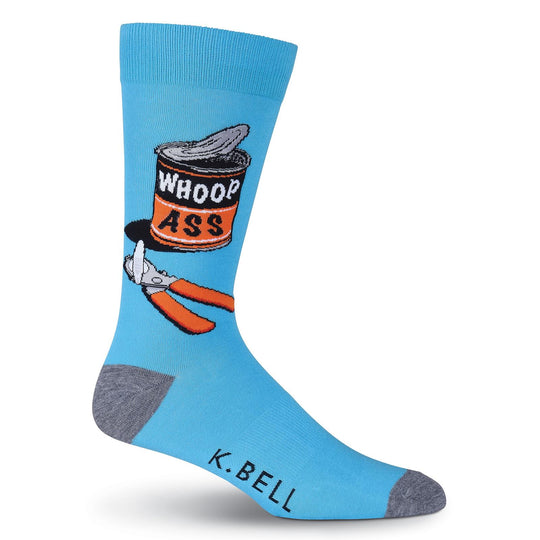 K. Bell Mens Whoop A.. Crew Socks