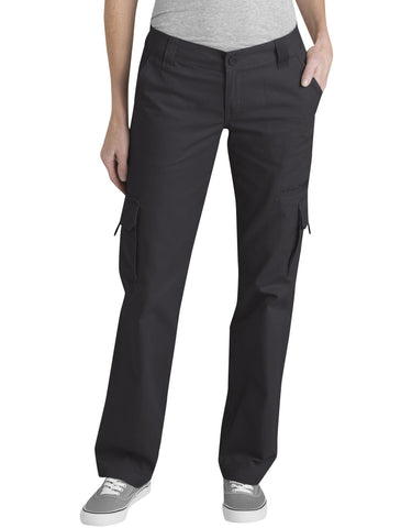 Dickies Womens Relaxed Cargo Pants