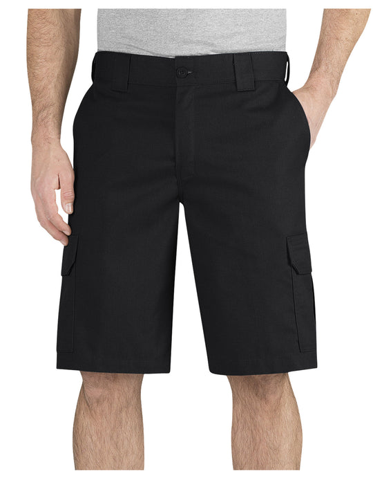 "Dickies Mens FLEX 11"" Regular Fit Cargo Shorts"