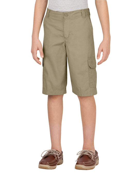Dickies Boys Relaxed Ripstop Cargo Shorts, 8-20