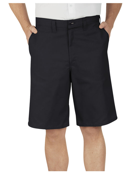 "Dickies Mens 11"" Industrial Flat Front Shorts"