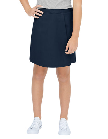 Dickies Girls Faux Wrap Skort, 7-16