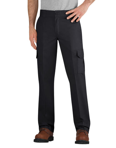 Dickies Mens FLEX Slim Fit Straight Leg Cargo Pants